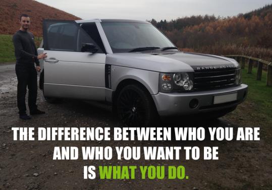 Range Rover Quote