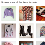 Depop Website Homepage