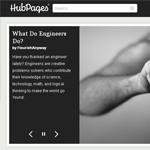 HubPages Homepage