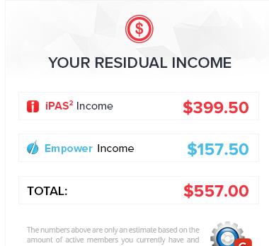 iPAS2 Earnings