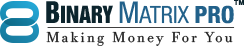 Binary Matrix Pro Logo