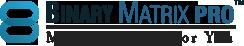 Binary Matrix Pro Logo
