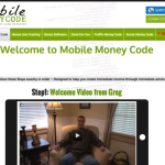 eMobile Code Website