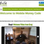eMobile Code Website