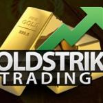 Gold Strike Trading Logo