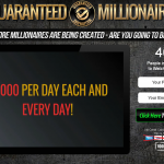 Guaranteed Millionaire Review