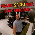 Make $100 Per Day Online