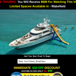 My Online Business Homepage