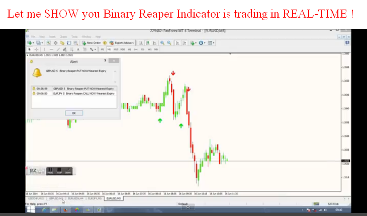 Real Time Trades