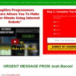 Secret Software Robots Website