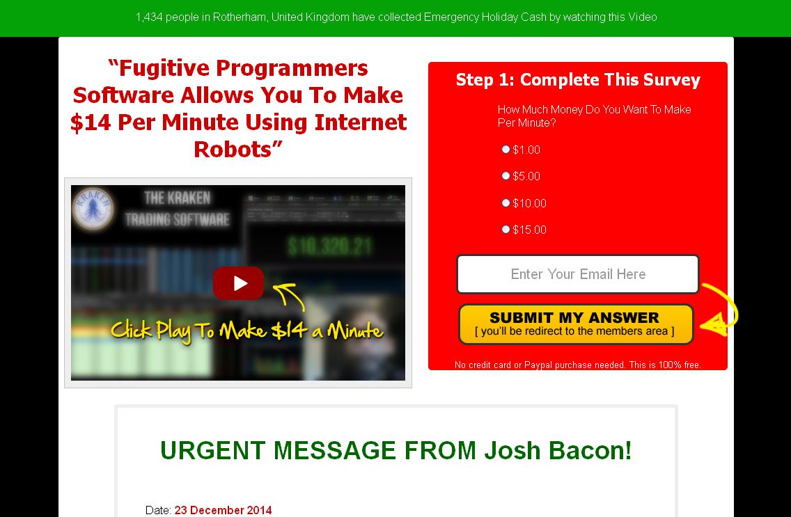 Secret Software Robots Review - Is It A Scam Or Is It Legit? - Dale Rodgers