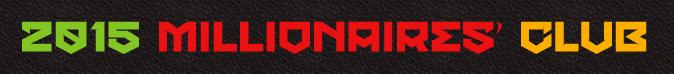 2015 Millionaires Club Logo
