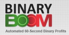 Binary Boom Logo