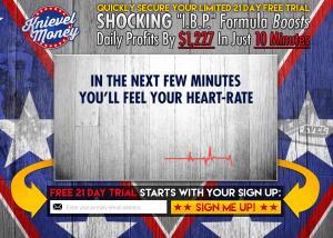 Knievel Money Homepage