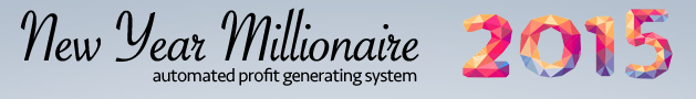 New Year Millionaire Logo