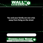 Wall Street Rescue Homepage