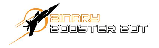 Binary Booster Bot Logo