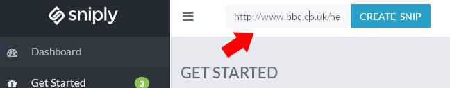 Snip URL
