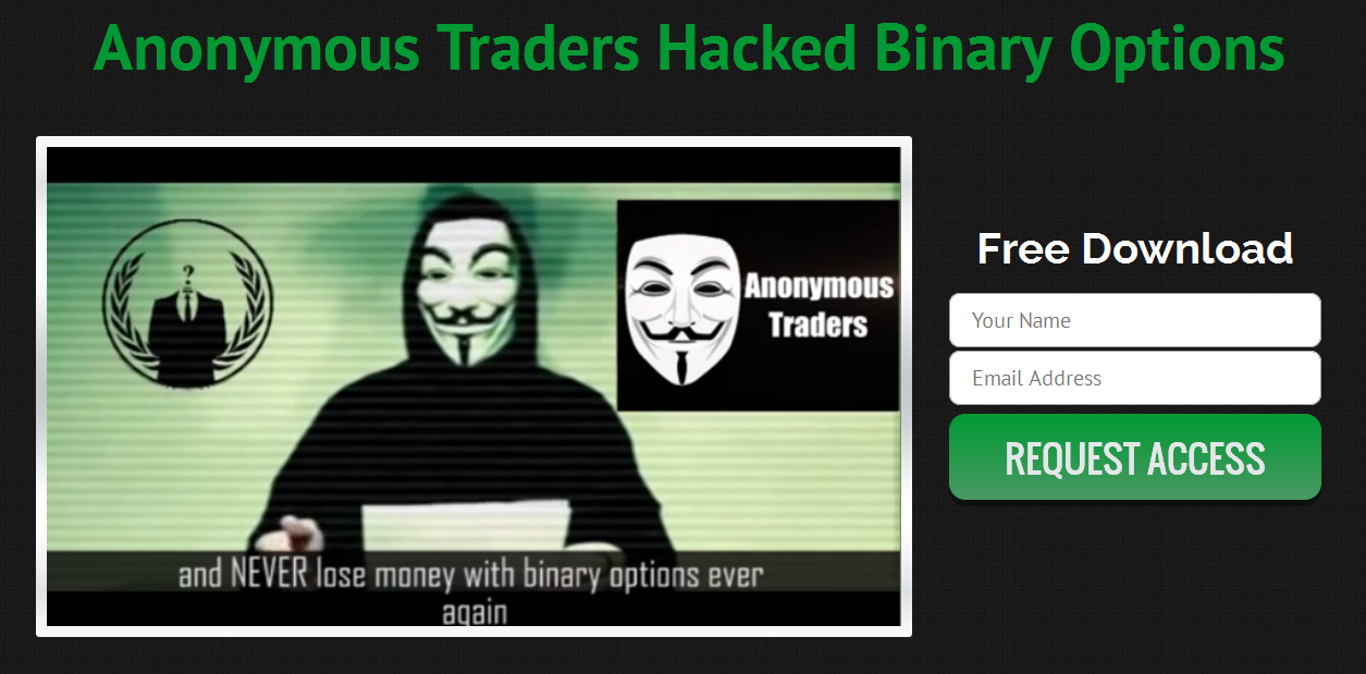 the binary options hacker