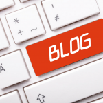 Blogging Button