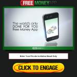 Free Money App Homepage