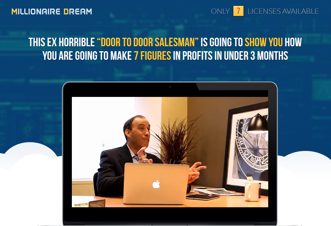 Millionaire Dream Review – Just Another Scam?