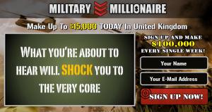 Military Millionaire Homepage