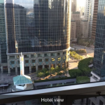 Onni Hotel Los Angeles View