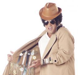 Coat Watch Salesman