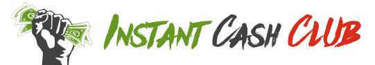 Instant Cash Club Logo