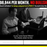 Polygraph Millionaire Homepage