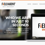 Field Agent Homepage