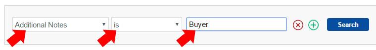 AWeber Subscriber Search Criteria