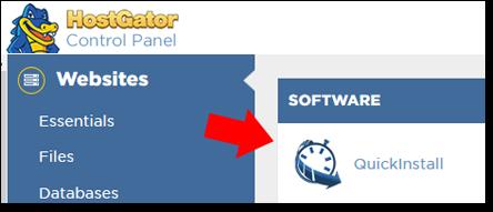 HostGator Quick Install