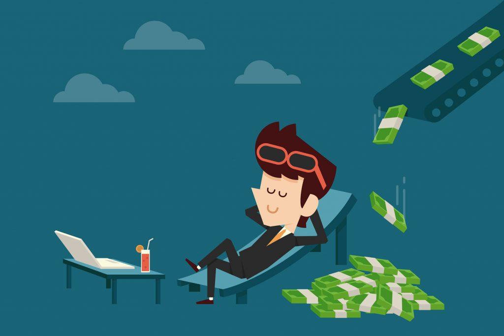 Internet Passive Income