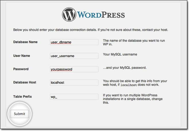 how to install wordpress on hostgator manually