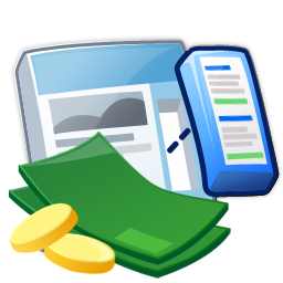 Google Adsense Make Money Icon