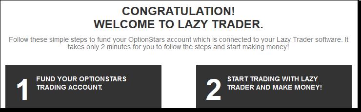 LazyTrader Broker Instructions