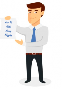 Salesman - Make Money Blogging