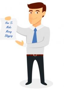 Salesman - Make Money Blogging