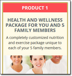 Now Lifestyle Health & Wellness Product