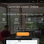 Online Sales Pro homepage screenshot