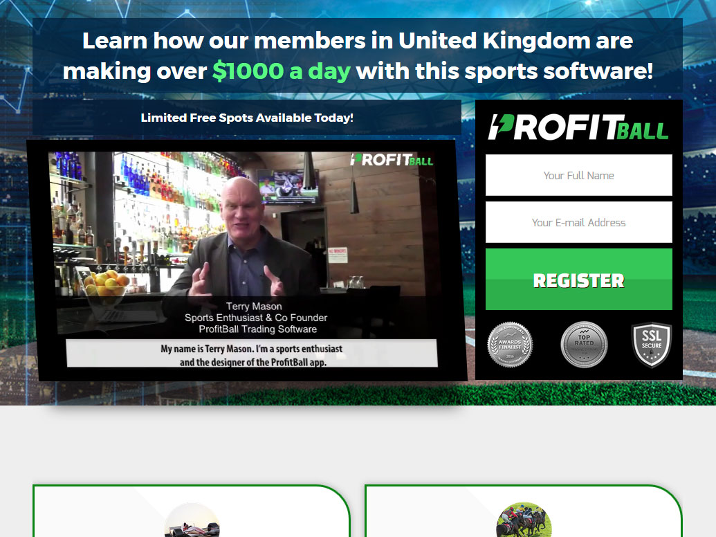 Profit Ball Review – Convincing But Simply Not True