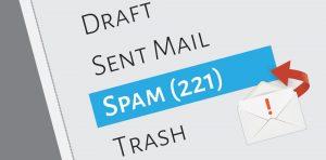 Spam Email Folder