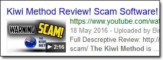 Kiwi Method Scam Reports