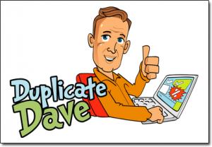 Duplicate Dave Logo