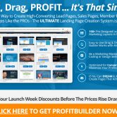 Profit Builder 2.0 Review – Is It Really The Best Landing Page Creator For WordPress?