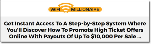 How The WiFi Millionaire System Works