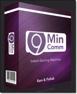 9 Min Comm Product Screenshot