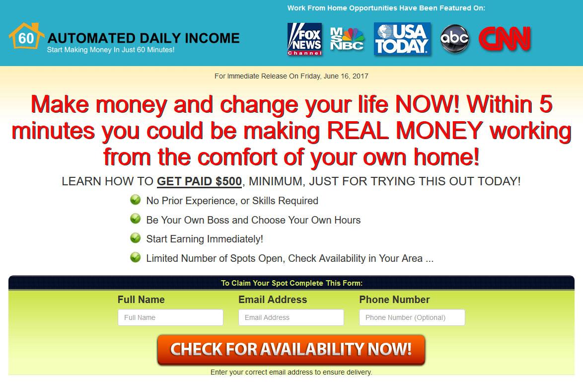 binary options daily income login